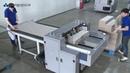 FD KL1300A new model Cardboard Cutting Machine board cutter Gray board Slitting machine