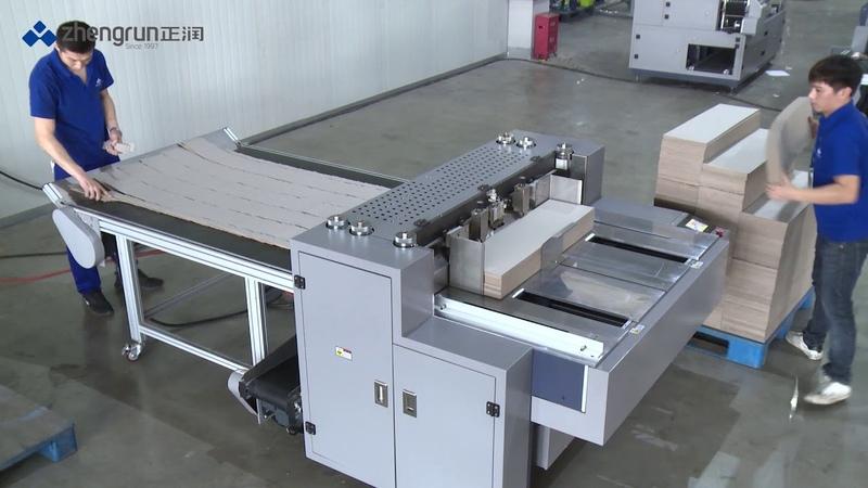 FD-KL1300A new model Cardboard Cutting Machine, board cutter, Gray board Slitting machine