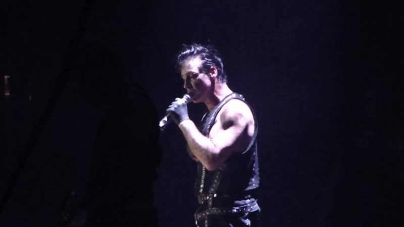 07. RAMMSTEIN - Wiener blut (live in Poland at The Spodek (Katowice), 27.11.09)