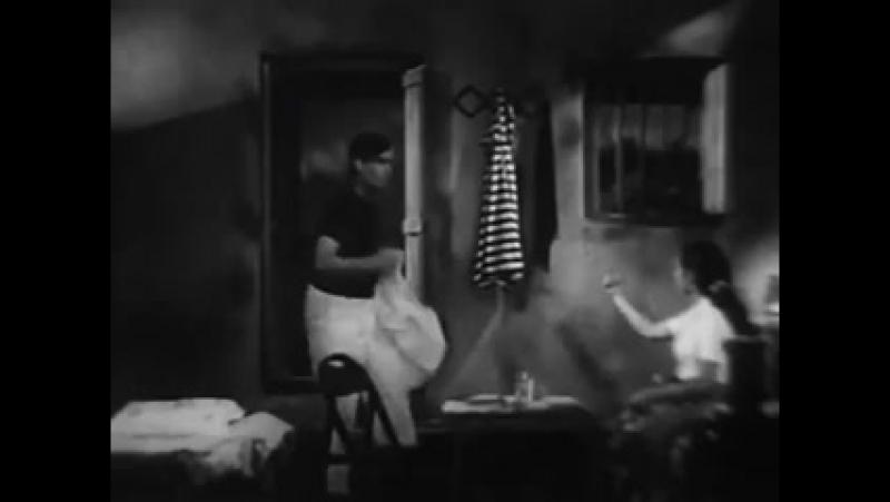 Четыре дороги 1959 Индия фильм о трех историях 240p mp4