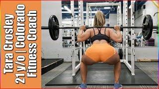Tara Crosley - 21yo   Colorado   Fitness Coach [Fitness Instagram v2.0]