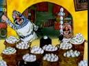 Приключения капитана Врунгеля Сцена с яйцами