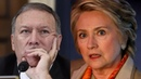 Mike Pompeo Makes a Fool of Hillary Clinton, Gets Her To Snap