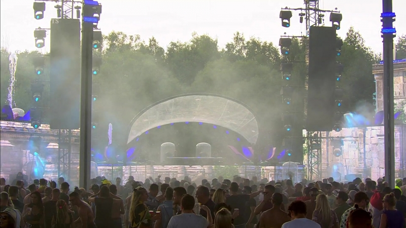 Waff - Live @ ANTS, Tomorrowland 2018