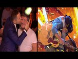 GOLDEN BUZZER From Simon Dream Dad &amp Son Duo Dazzle The Judges