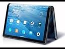 CES 2019 Royole FlexPai Smartphone w Flexible Display Video by nosillacast