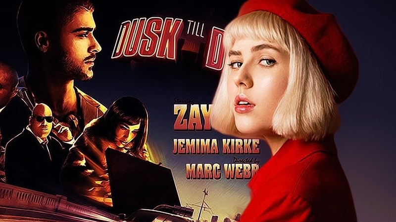 транслейт Dusk Till Dawn - ZAYN ft. Sia (Russian Cover || На русском)