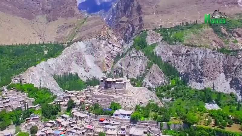 Beautiful Hunza Valley Gilgit Baltistan, Pakistan