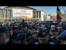 Congres PSD 3. Momentul când Dragnea nu s-a mai putut ascunde. Rareș Bogdan la protest