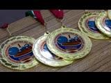 Чемпионат Татарстана по тяжелой атлетике проел в спорткомплексе