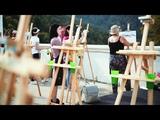Арт-фестиваль Цветные Горы на Роза Хутор (NEWARTFEST) 2018