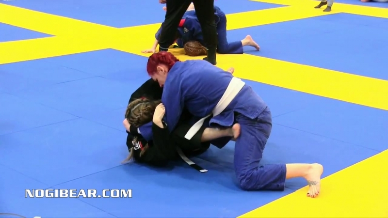 353 Girls Grappling FUJI NJ Women Wrestling BJJ MMA Female Brazilian Jiu-Jitsu