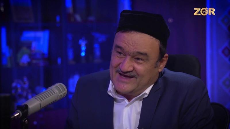 Siz bilan FM 102.7 31-son O'zbekiston xalq artisti Rustam G'oyipov (20.09.2018)