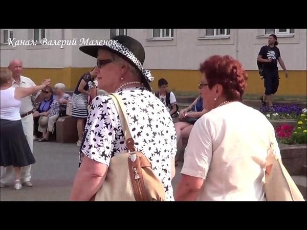 Открываем танцевальный вечер на улице! Brest! Street! Dance!