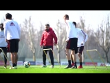 Watch the Rossoneri in action at Milanello