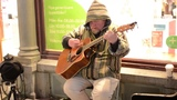 Dave Stewart - Zombie (Cranberries cover) street musicans