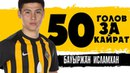 Все 50 голов Бауыржан Исламхана за Кайрат | All 50 goals Bauyrzhan Islamkhan for FC Kairat