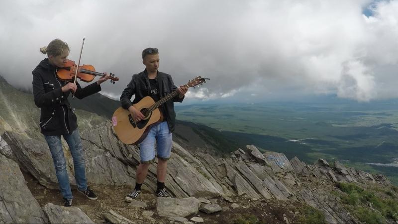 Лёля и Рома- пираты Бурятских гор
