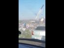 Автокатастрофа под Кропоткином 11 10 18 ДТП Почта России