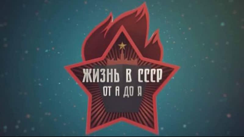 Жизнь в СССР от А до Я. Часть четвёртая. Берегись.автомобиля.