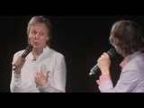 Paul McCartney in Casual Conversation with special guest Jarvis Cocker