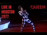 Queen - Live in Houston 1977 FULL CONCERT