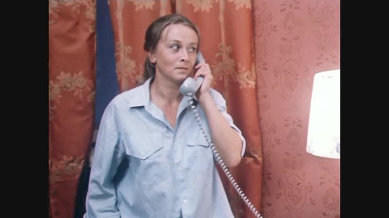 За синими ночами (1983) 1 серия