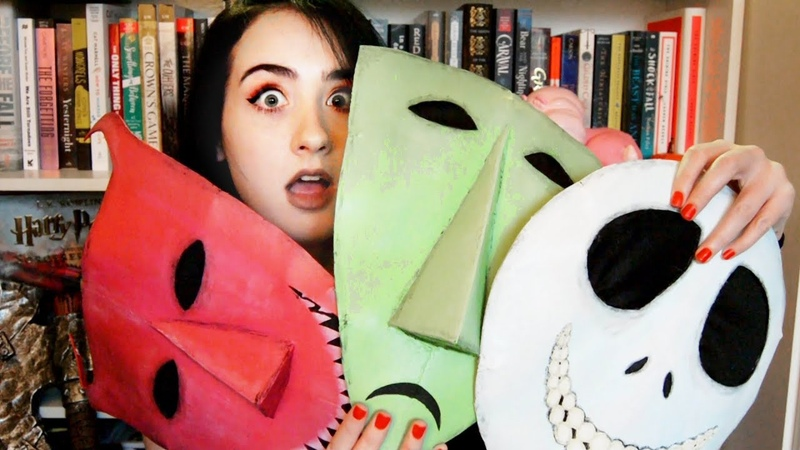 How To Make Lock, Shock, and Barrel Masks for Your Halloween Costume - Easy DIY Craft