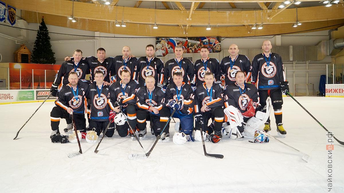 хоккей, чайковский район, 2019 год