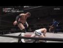 Hajime Soma Sumeragi vs Masayuki Mitomi Rionne Fujiwara WRESTLE 1 Tour 2017 Autumn