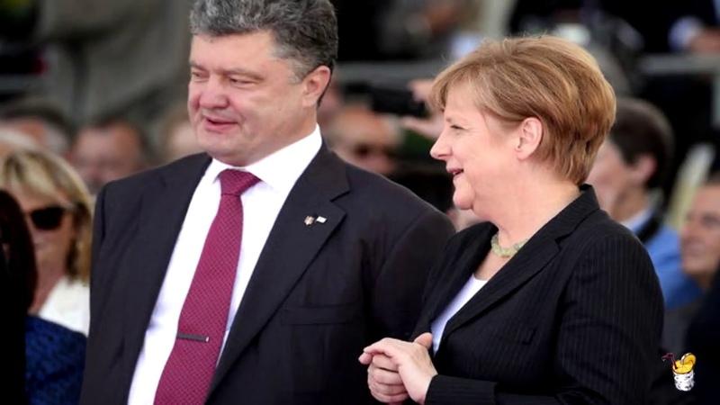Встреча с Меркель, ответ на санкции, Крым без Visa и тот самый Ан. HELGI`s NEWs