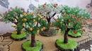 Сборка Цветущего Дерева Из Бисера / Прямой эфир