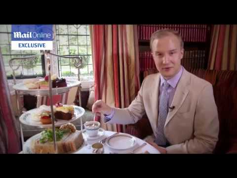 English afternoon tea etiquette