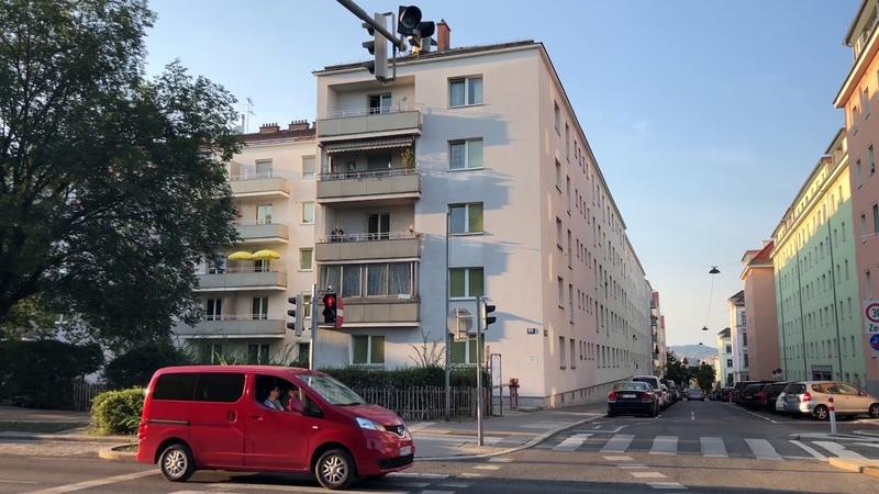 Вена - Австрия. Август 2018 (часть 3) Vienna - Austria 4K HD