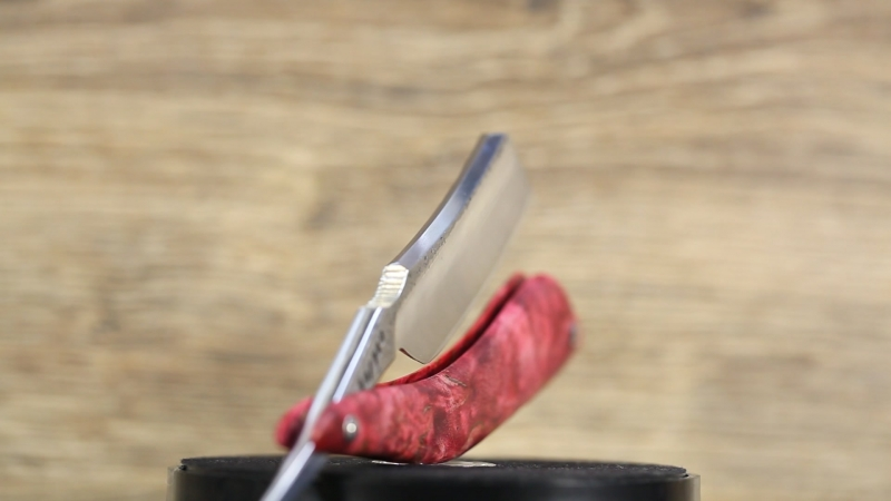 Опасная бритва береза 2