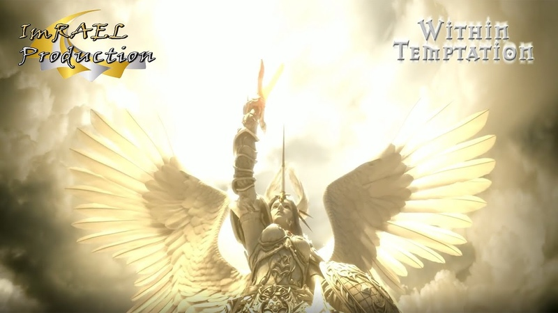 Within Temptation feat Anders Fridén Raise Your Banner HD Imrael Production ►GMV◄