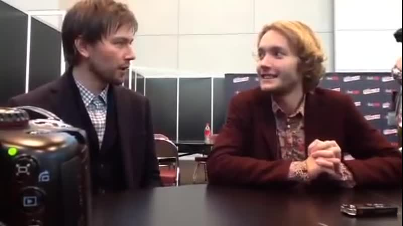 Reign Toby Regbo and Torrance Coombs 2013