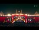 Супер-Калинка на Красной площади
