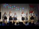 - Отчетный концерт ККБабинский, танец Морячка,отрывок,17.04.2018 г.