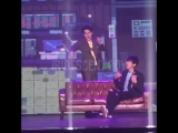 180810 Exo`s Sehun and Chanyeol We Young fancam