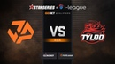GOSU vs TyLoo, map 3 train, StarSeries i-League Season 6 Asia Qualifier
