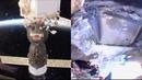 Soyuz MS-09 inspected by cosmonauts