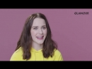 Rachel Brosnahan Talks About Being Called Not Funny Before Her Marvelous Mrs Maisel Role Glamour 2018