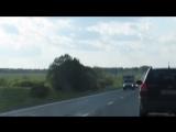 Пермский край, дорога.