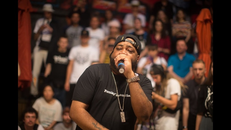 LORD FINESSE LIVE PERFORMANCE. V1 FESTIVAL 19-23 JULY 2018. RUSSIA