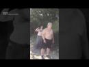 США, Техас. Cоседи застрелили мужа на глазах у супруги из-за мусора