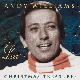 Andy Williams альбом Christmas Treasures