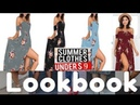 SUMMER 2018 DRESS TRY ON HAUL Women's Plus Size Maxi Dresses Dresses Rompers UNDER $15 00