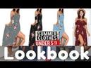 SUMMER 2018 DRESS TRY-ON HAUL | Women's Plus Size Maxi Dresses | Dresses Rompers UNDER $15.00