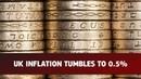 Интервью Инфляция в Британии